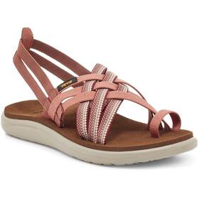 Teva Voya Strappy Sandals Women, rood